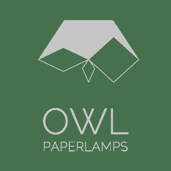Owl Paper Lamps